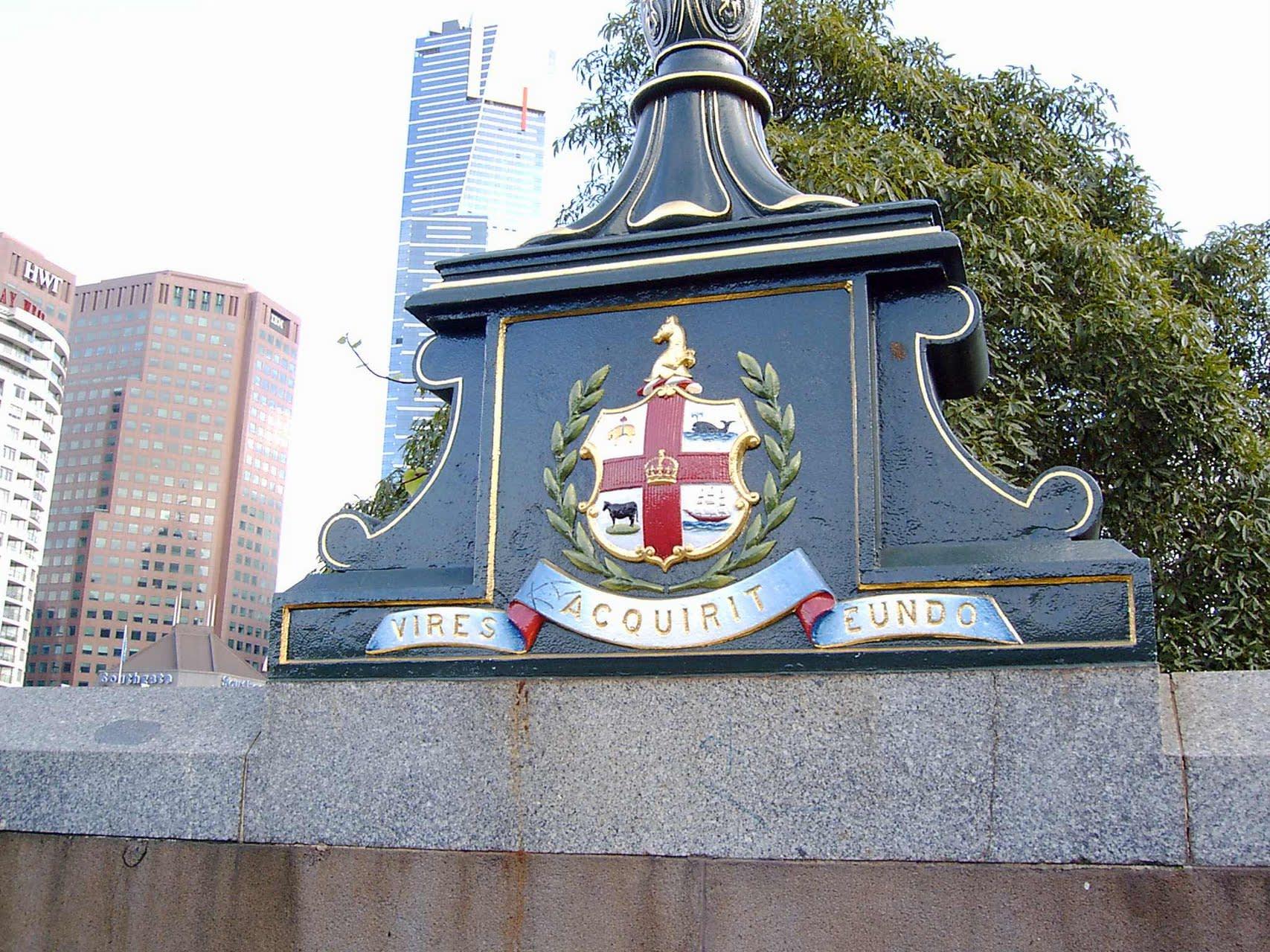 Vires Acquirit Eundo: Melbourne 180