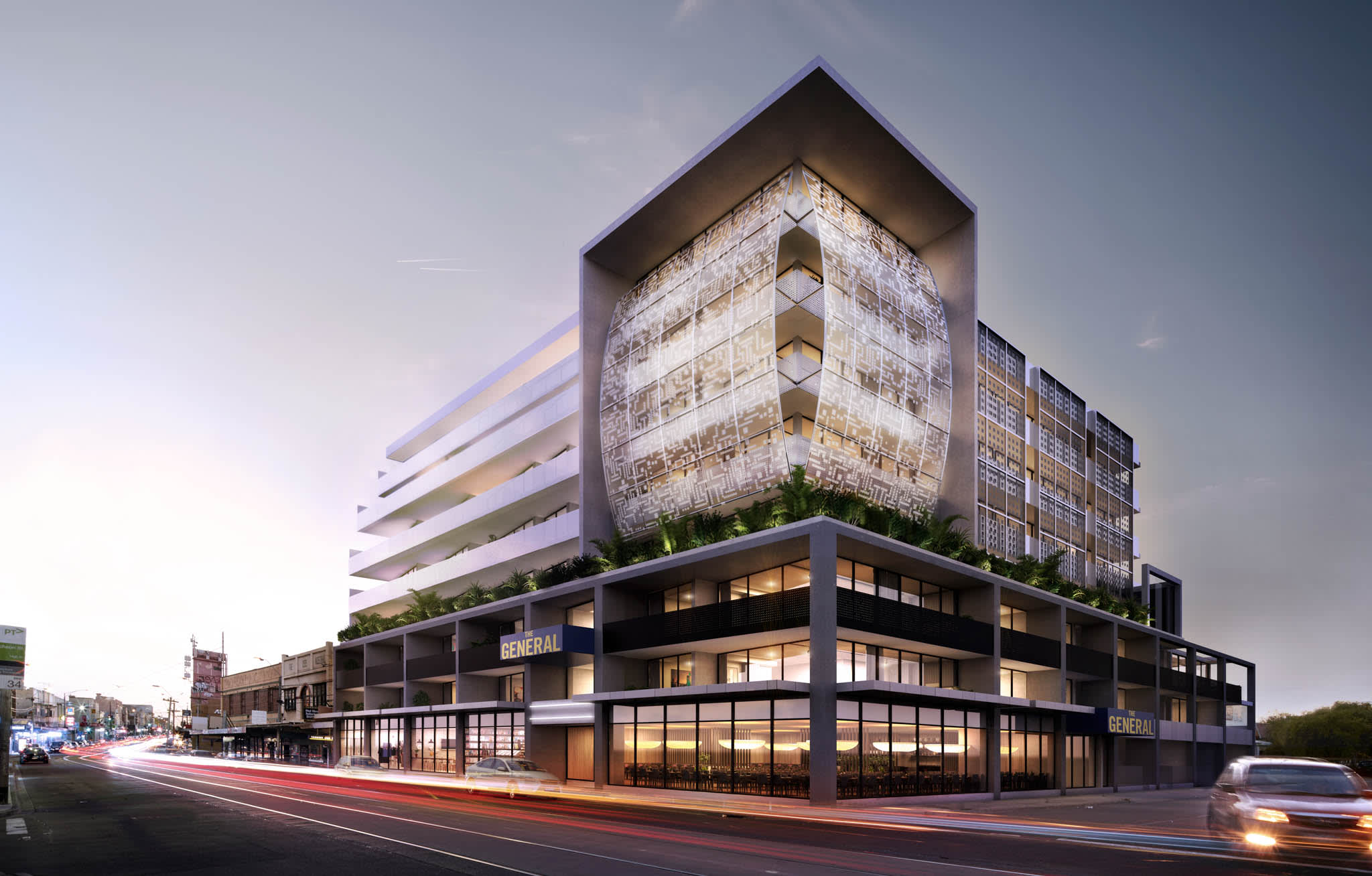 Spotlight on sustainable: The General, Melbourne