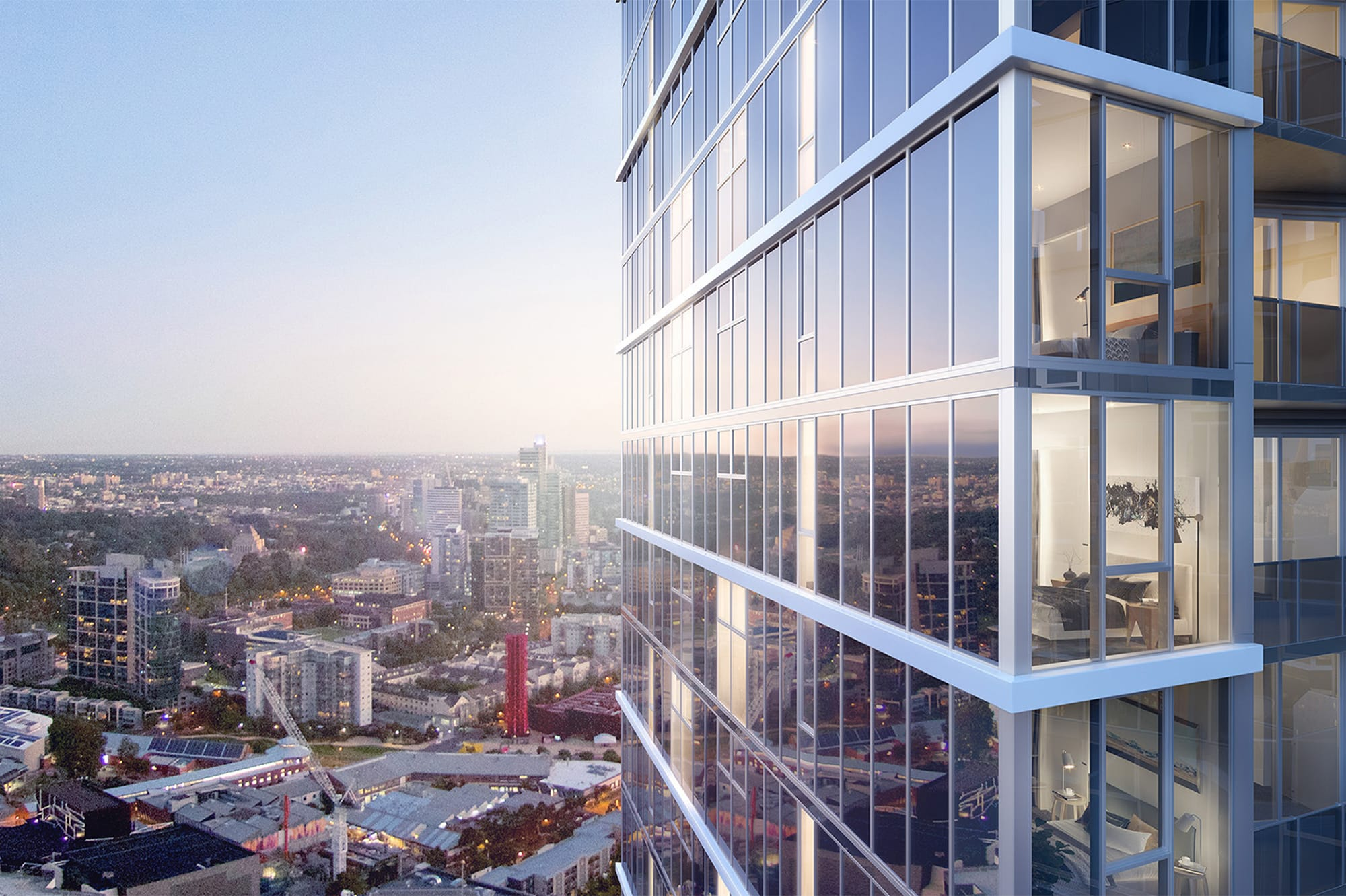 Construction has commenced on Southbank's newest major apartment development, Focus, brought to you by Central Equity