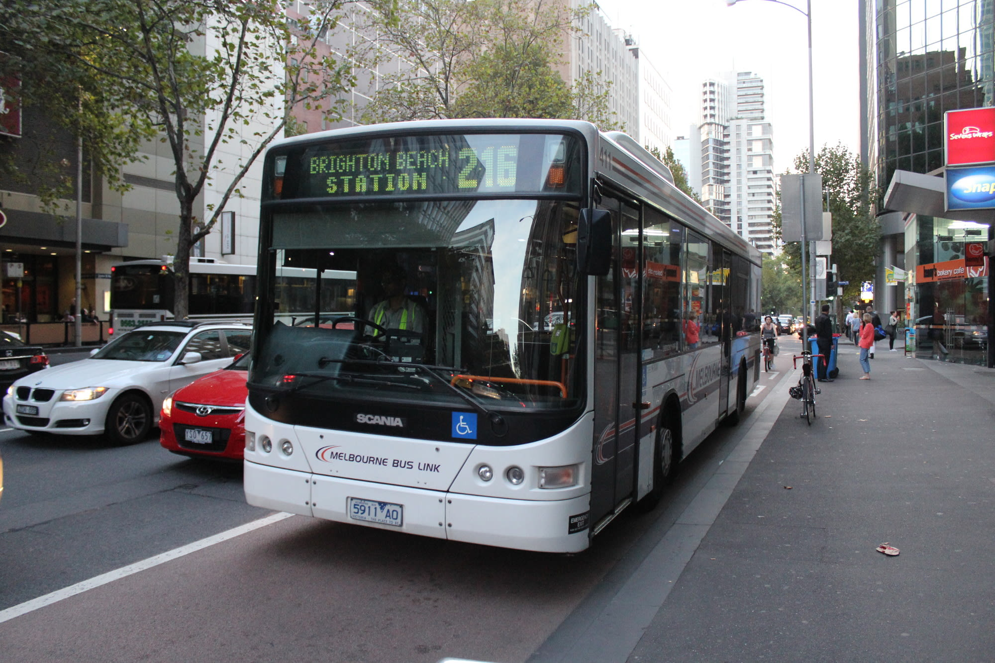 Melbourne's new bus operator contracts announced