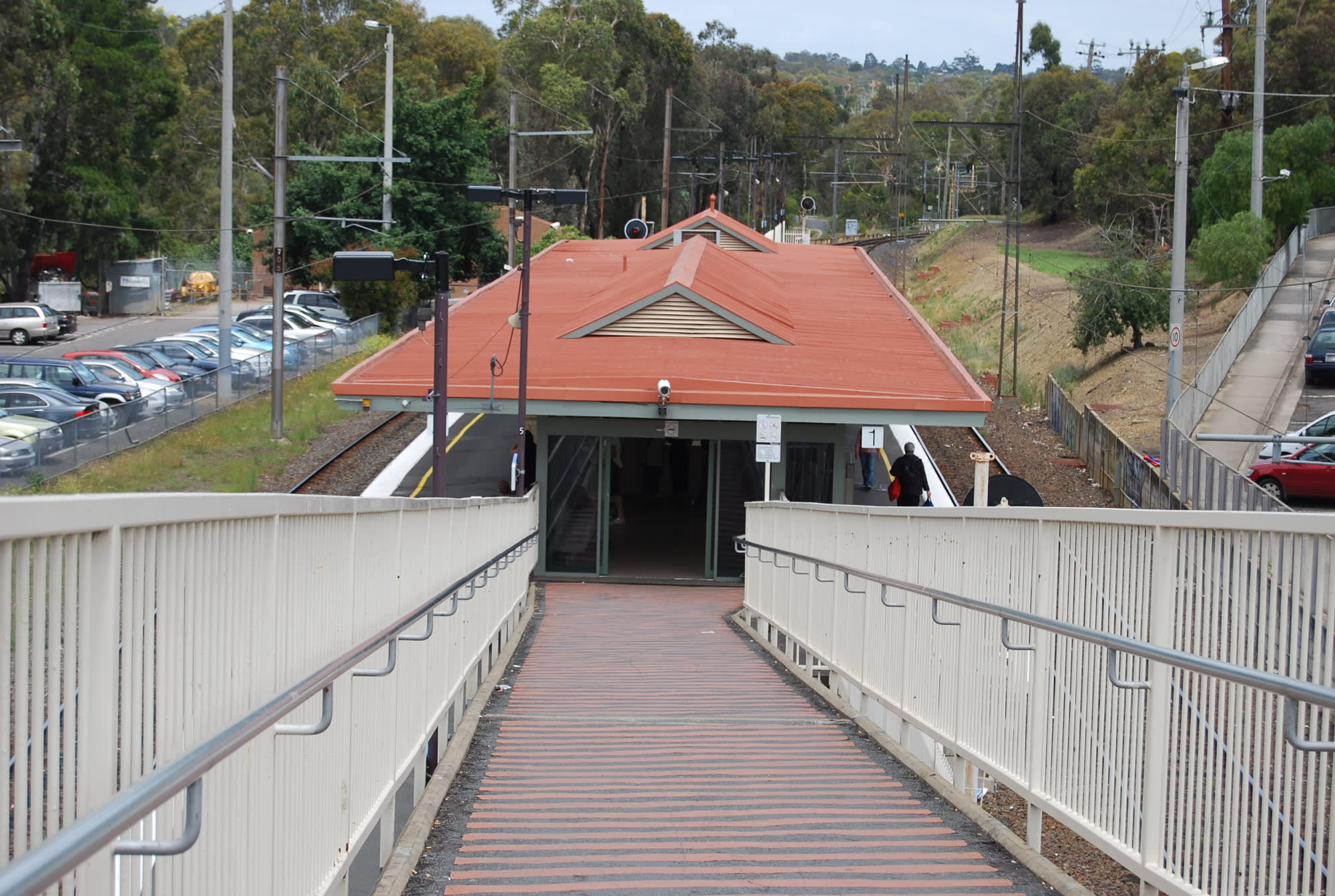 Greensborough station to be rebuilt in Hurstbridge Line second phase upgrade