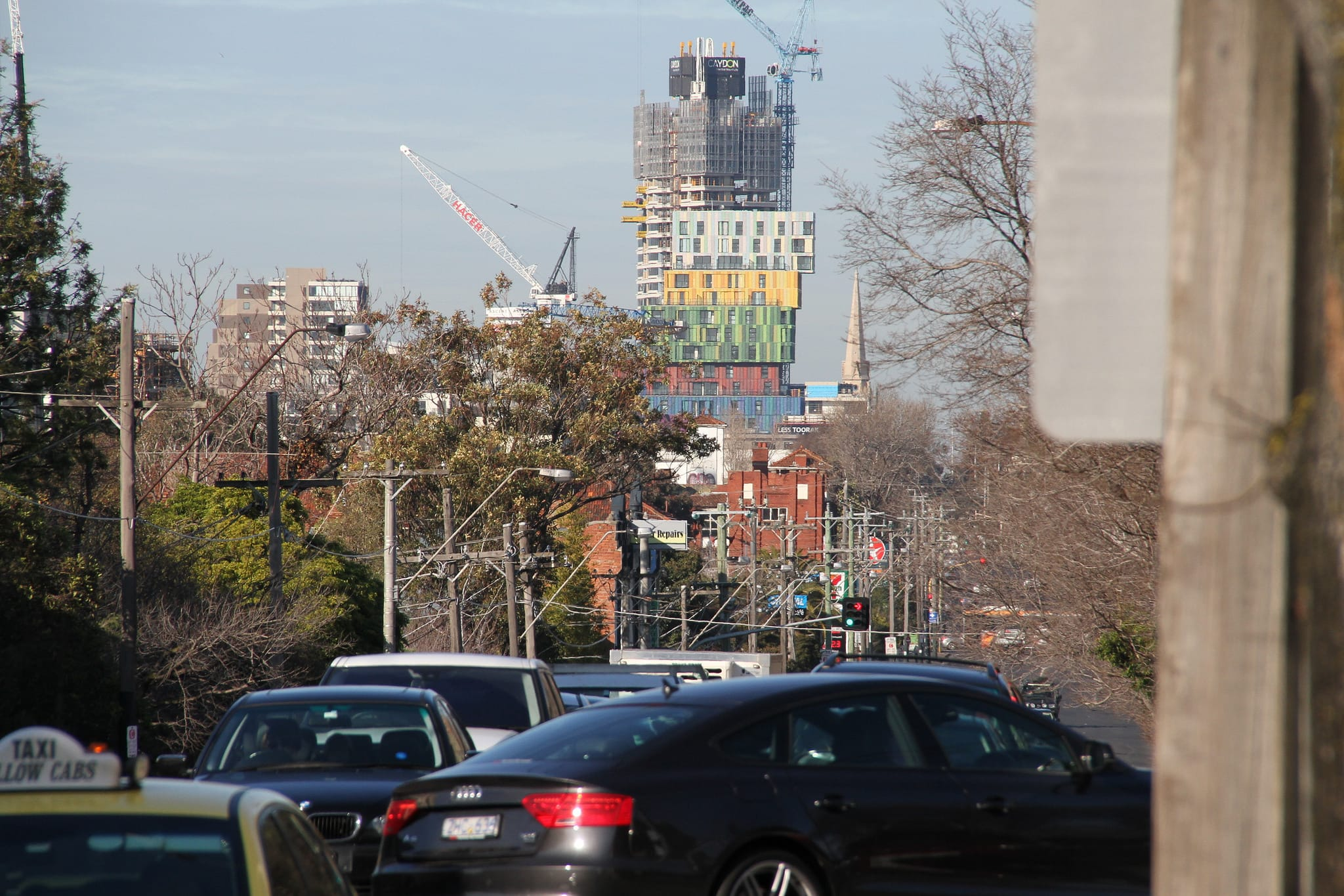 Have your say: Hoddle Street-Punt Road corridor