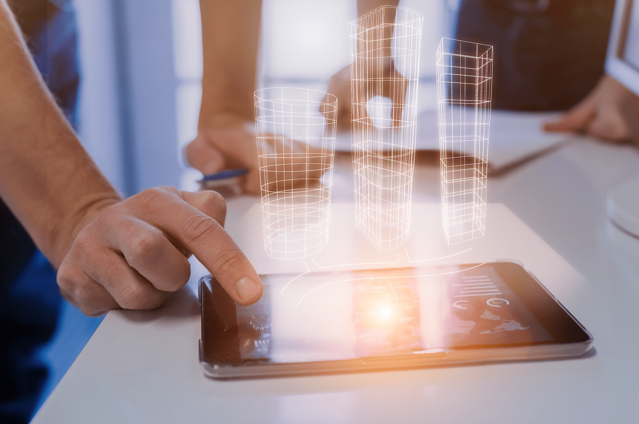 How is digital tech disrupting real estate?