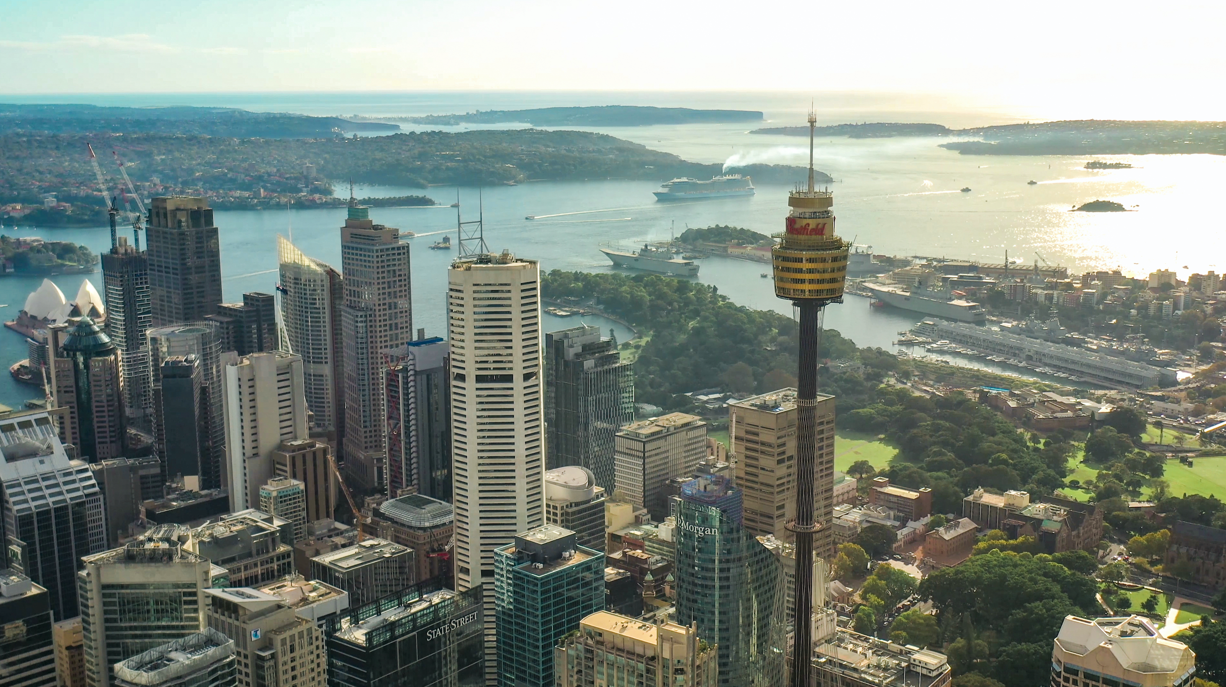 From 300m towers to climate change resilient infrastructure: City of Sydney opens up future CBD plan for public discussion