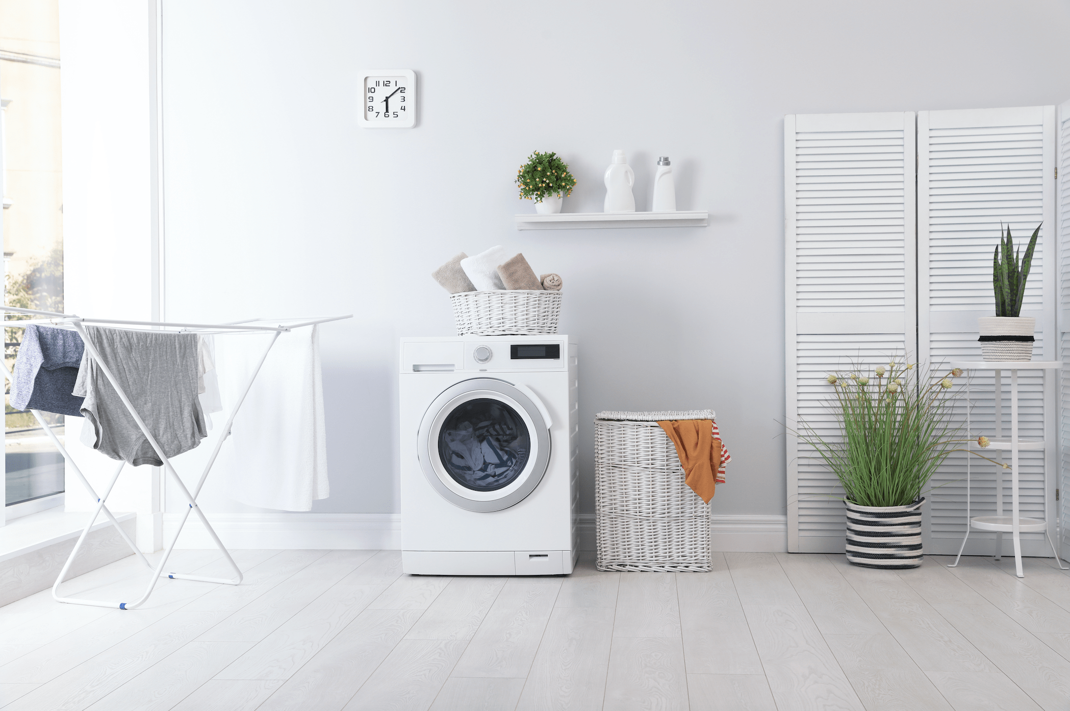 A detergent quantity guide for home laundry: How much is too much?