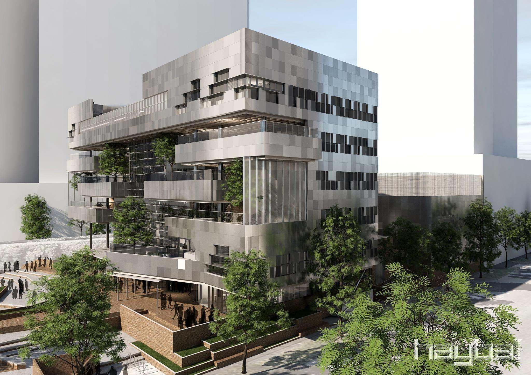 Deputy Premier announces expanded inner-city school building programme