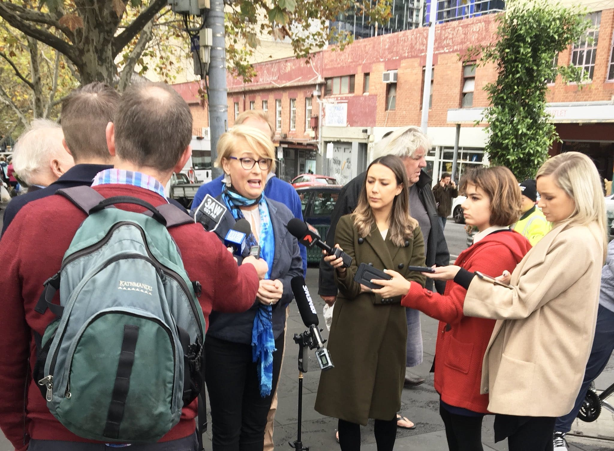 Sally Capp elected Lord Mayor in City of Melbourne by-election