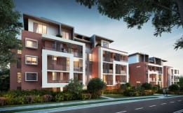 EP Residences - 28-34 Carlingford Road, Epping