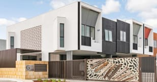 M/31 Terrace Homes - Reinforcement Parade, North Coogee