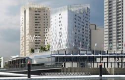 Promenade & Aqui - 411 Docklands Drive, Docklands