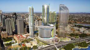 Queens Wharf - Brisbane