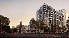 The Eminence - 139 Queensberry Street, Carlton