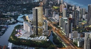 The Star Residences Gold Coast - 1 Casino Drive, Broadbeach