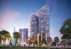 The Towers at Elizabeth Quay - 1 Riverside Drive, Perth