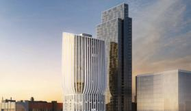 Landream, Zaha Hadid and Plus Architecture come together to produce 582-606 Collins Street