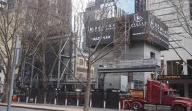 Paragon construction update