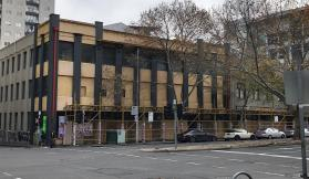 Aspire Melbourne construction update