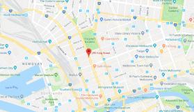 Aspire Melbourne location