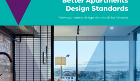 Better Apartment Design Standards released