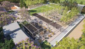 University Square goes ultra green