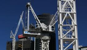 The biannual Urban Melbourne crane count - March 2015