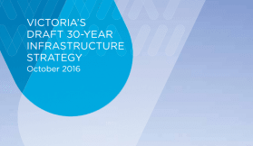 Infrastructure Victoria's draft 30 year strategy is out, and there's plenty more to come