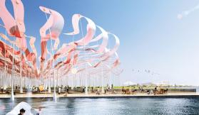 St Kilda Triangle chosen as the site of the Land Art Generator Initiative 2018