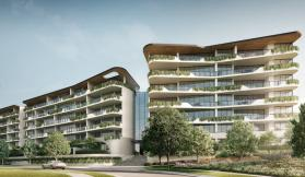 Mirvac's latest apartment building to offer private gardens, co-working spaces and unparalleled entertaining facilities