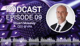 Weekly Podcast: Episode 9 - Special guest Stuart Moseley, CEO of the Victorian Planning Authority