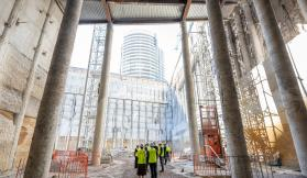 St Leonards' new 43-storey tower 'The Landmark' commences construction