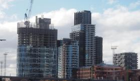 Melbourne Village construction update