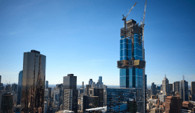Australia 108 reaches 100th floor and achieves new construction milestone
