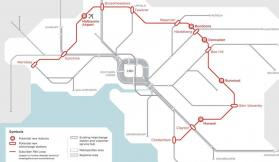 Victorian Government unveils Suburban Rail Loop election proposal