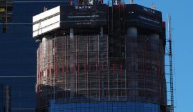 The One Brisbane construction update
