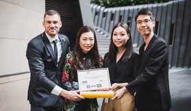 Winner announced for Urban Innovation Ideas Competition