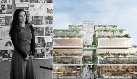 Elenberg Fraser's Vicki Karavasil discusses Market Lane's biophilic design approach