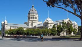Royal Exhibition Building (REB)