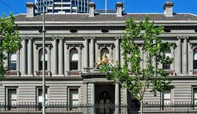 Former Royal Melbourne Mint - A rich history