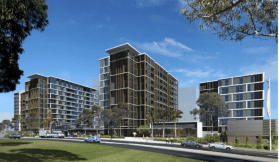 Australand North Ryde Development