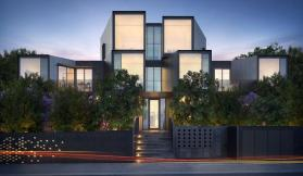 Avenir Apartments - 1045 Burke Road, Hawthorn East
