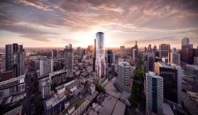 Eq. Tower - 127 A'Beckett Street, Melbourne