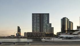 No.1 Collins Wharf - 915 Collins Street, Docklands