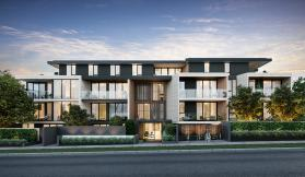 Turner Residences - 1561 Malvern Road, Glen Iris