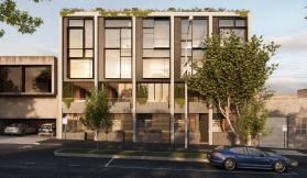 Wardian - 143 Abbotsford Street, North Melbourne