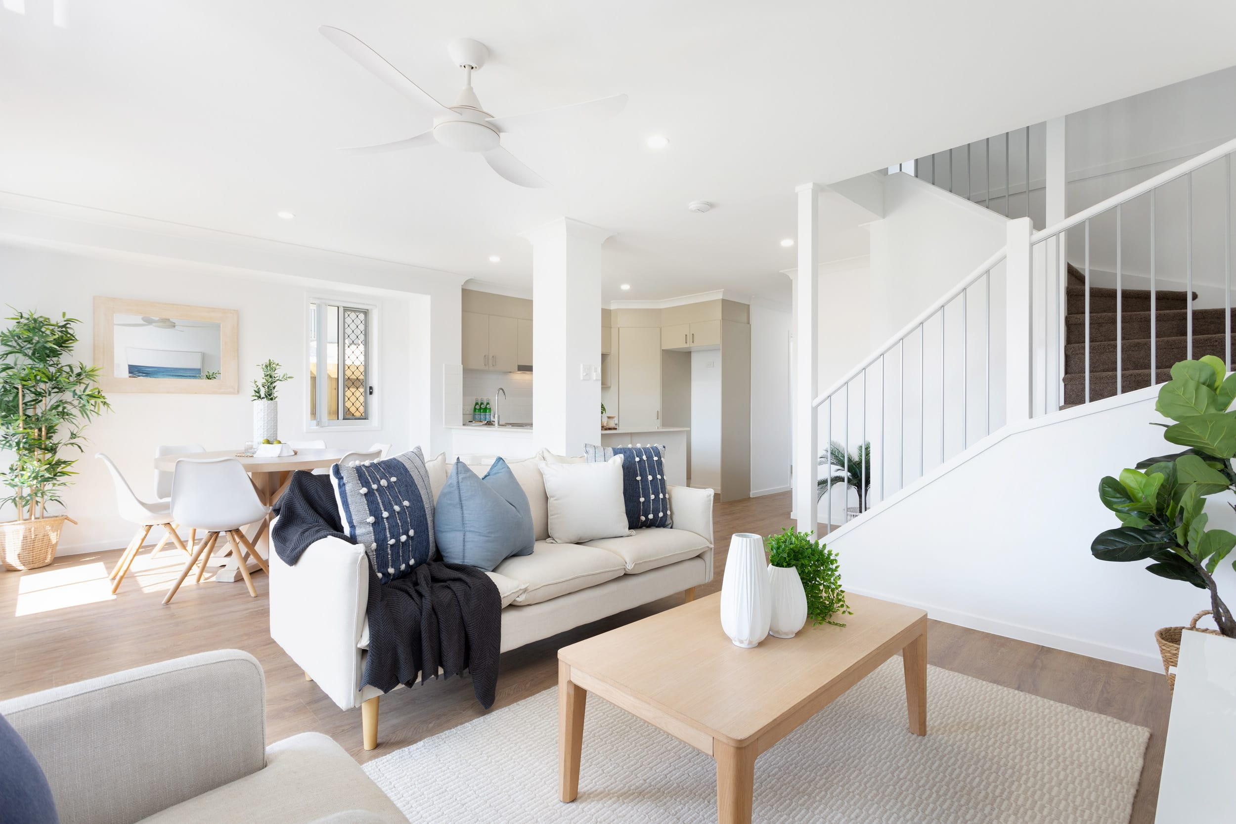 Discover Nudgee Square: 3-bedroom family homes with a shared pool from $445,000