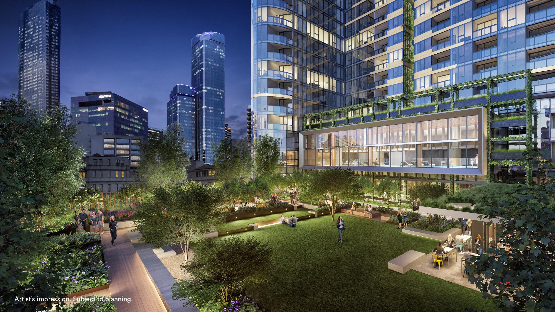 Apartments now 90% sold: Biophilic design a key contributor to Melbourne Quarter's sales success