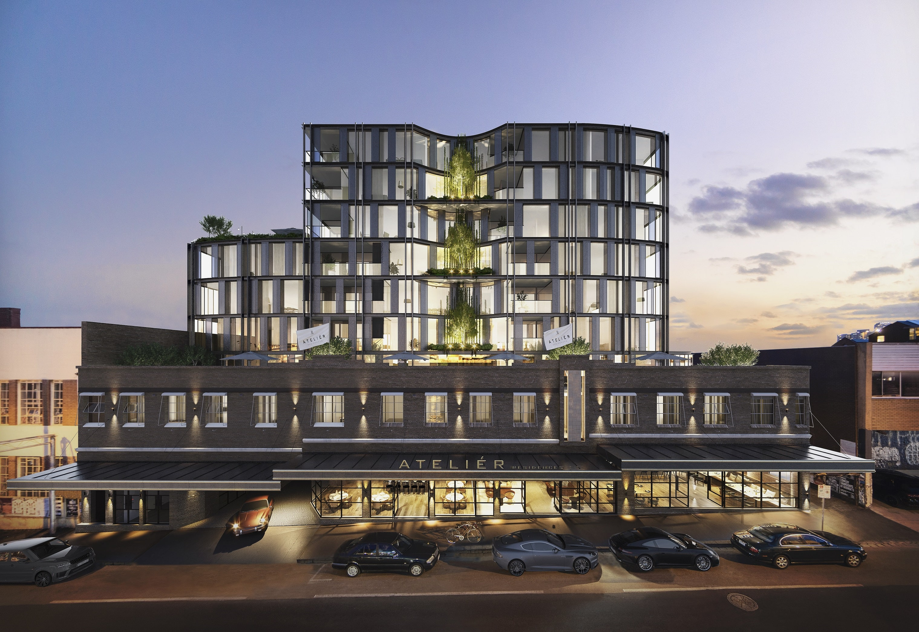 GURNER™ makes first foray into hotel industry with New York-inspired Collingwood development