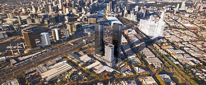Fishermans Bend's tallest proposal unveiled