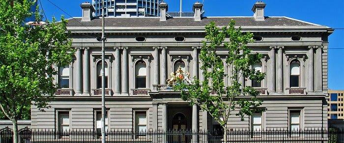 Former Royal Melbourne Mint - A rich history