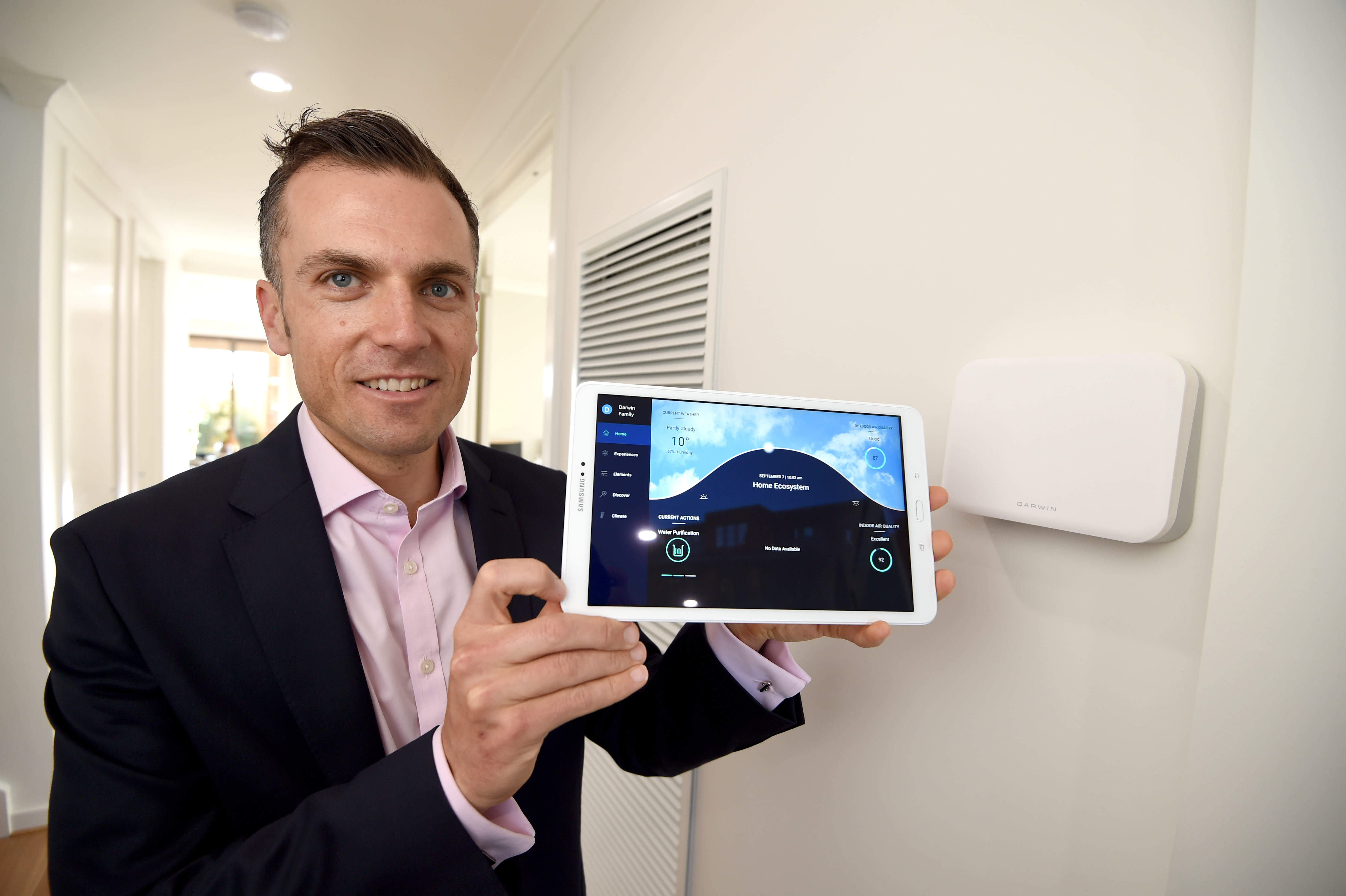 How healthy is your home? Delos Australia's Anthony Scarff discusses the launch of exciting new technology in Australia